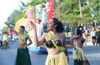 Hàng nghìn du khách mãn nhãn xem Carnival đường phố sôi động ở bãi biển Sầm Sơn
