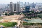 Cận cảnh dự án công viên hồ điều hoà 1.600 tỷ dậm chân tại chỗ nhiều năm nay