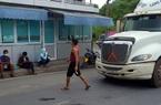 Từ 1/7, xe chở hàng nhập cảnh qua Pò Chài phải có giấy phép vận tải loại C