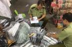 Tấn công khu Ninh Hiệp thu giữ gần 4.700 sản phẩm có dấu hiệu giả, nhái và hàng nhập lậu