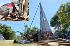 Quảng Ngãi: Chi phí khoan giếng nước cho dân 50 triệu đồng/giếng có đắt?