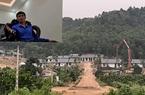 """Vĩnh Phúc: Khu sinh thái """"khủng"""" xây dựng trên đất rừng"""