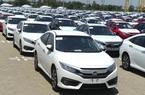 Vượt qua tháng Ngâu, ô tô nhập khẩu nửa đầu tháng 9 tăng mạnh