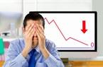 """Cổ phiếu nào dẫn đầu đà """"rơi"""" của VN-Index ngày 24/7?"""