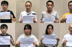Hai người Trung Quốc nhập cảnh trái phép có biểu hiện sốt, được đưa đi cách ly