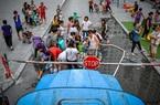 Nước sạch sông Đà lại gặp sự cố