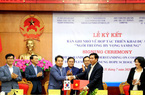 """Gần 20 tỷ đồng xây dựng """"Ngôi trường Hy vọng Samsung"""" tại Lạng Sơn"""