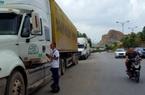 Cửa khẩu Lạng Sơn tồn hơn 500 xe nông sản xuất khẩu mỗi ngày