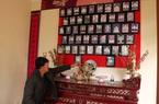 Đà Lạt: Hiếm có, làng hoa lập bàn thờ thờ 36 cụ ông, cụ bà từ tỉnh Hà Đông vào lập nghiệp