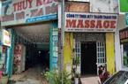 Tiếp viên massage 'tắm tiên' với khách giữa dịch Covid-19