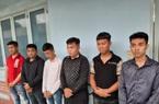 TP.HCM: Triệu tập 2 nhóm thanh niên cầm hung khí hỗn chiến trên phố