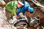 Khánh Hoà: Ớn lạnh hầm vàng ở núi Hòn Vung, sặc mùi chất độc nguy hiểm