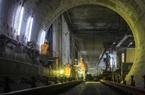Hoàn tất lắp đặt đường ray tuyến metro từ ga Ba Son đến Bến Thành