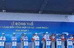 Trung Nam Group tổ chức lễ động thổ dự án cảng biển tổng hợp Cà Ná