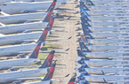 Dịch Covid-19 tàn phá ngành hàng không Mỹ nặng nề hơn vụ khủng bố 11/9