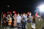 Hải Dương: Niềm vui vỡ òa của người dân thôn Tuyển Cử trong thời khắc dỡ bỏ lệnh cách ly