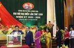 Một nhiệm kỳ đổi mới, đoàn kết và đột phá ở Lương Sơn