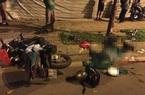 Tai nạn thương tâm, chồng tử vong, vợ và 2 con nhập viện