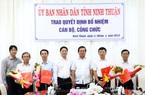 Ninh Thuận: Điều động, bổ nhiệm nhiều lãnh đạo chủ chốt