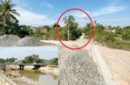 """Quảng Ngãi: Cầu 25 tỷ sắp xong, dự án đường nối 42 tỷ còn """"trên giấy"""""""