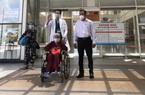 Bệnh nhân 100 tuổi ở Quảng Nam mắc Covid-19 được xuất viện