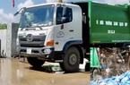 Quảng Ngãi:Rác thải đã vào được bãi sau hơn 2 năm bị dân ngăn chặn