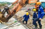 Nhộn nhịp trên công trình 400 tỷ đồng kết nối Vành đai 3 với cao tốc Hà Nội - Hải Phòng