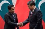 """""""Bẫy nợ"""" Trung Quốc tại Maldives: tư nhân vỡ nợ, Chính phủ phải trả thay"""