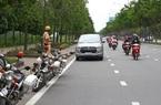 Ô tô, xe máy chạy quá tốc độ bị phạt bao nhiêu tiền từ 2020?