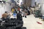 Bình Dương: Phát hiện, tịch thu hàng ngàn đôi giày nhái hàng hiệu Adidas, Nike, Gucci…