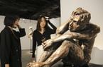 Giới trẻ Thủ đô hào hứng tới chiêm ngưỡng 63 tác phẩm điêu khắc đặc sắc