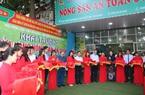 Khai trương cửa hàng nông sản an toàn Sông Đà