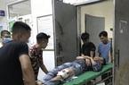 Hải Dương: Ô tô mất lái húc 4 mô tô khiến 9 người bị thương