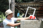 Ninh Thuận: Máy bơm có một không hai của dân miền núi, không cần nhiên liệu vẫn chạy ngon