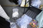 Nữ nhân viên ở shop đồ trẻ em kể lại phút kinh hoàng bị đâm, cướp tiền vàng