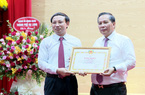 Quảng Ninh: 2 lãnh đạo nhận quyết định nghỉ hưu theo chế độ
