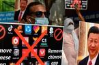"""Khi Ấn Độ """"đàn áp"""" ứng dụng Trung Quốc, các đại gia công nghệ Mỹ hưởng lợi"""