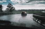 Những điều tất yếu phải biết khi lái xe dưới trời mưa