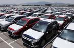 Ô tô nhập khẩu trong tháng 8 tăng trưởng 68%, gấp gần 2 lần so với tháng trước
