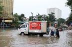Thái Nguyên: Sau mưa lớn kéo dài, nhiều nơi chìm trong biển nước