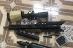 Bắt đối tượng chuyên mua bán vũ khí trái phép qua mạng