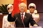 Cho ý kiến dự thảo báo cáo công tác nhiệm kỳ của Chủ tịch nước