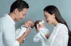 """Hồ Ngọc Hà - Kim Lý và cuộc sống """"bỉm sữa"""", chăm sóc tổ ấm nhỏ"""