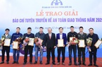 Báo Dân Việt đạt giải báo chí tuyên truyền về an toàn giao thông năm 2020