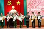 9 cán bộ Công an Thái Bình vừa được Bộ trưởng Bộ Công an điều động đến vị trí khác là ai?