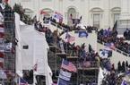 Lộ diện nhóm giật dây cuộc bạo loạn tại Quốc hội Mỹ