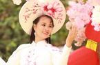 Vẻ đẹp thần tiên tỉ tỉ của Phạm Thị Ngọc Thanh trong bộ ảnh đón xuân