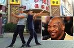 """2 đệ tử Diệp Vấn """"gạ đòn"""" Mike Tyson, chấp tất cao thủ thế giới"""