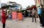 Quảng Ninh: Phong tỏa tạm thời một chợ tại TP.Hạ Long