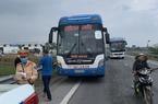 Quảng Ngãi tạm giữ xe khách và truy vết 50 hành khách từ vùng dịch